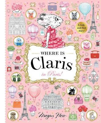 Where is Claris in Paris by Megan Hess