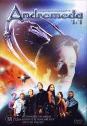 Andromeda 1.01, Gene Roddenberry's on DVD