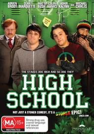 High School on DVD