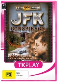 Hidden Mysteries JFK Conspiracy (TK play) for PC