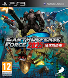 Earth Defense Force 2025 for PS3