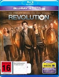 Revolution - The Complete Second Season on Blu-ray