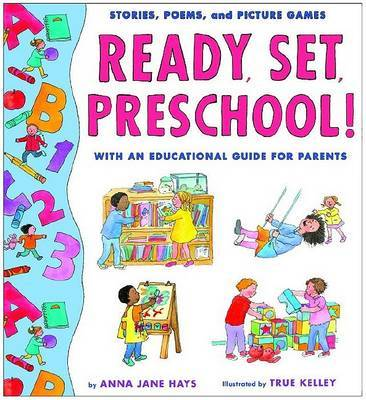 Ready, Set, Preschool! by Anna Jane Hays image