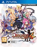 Disgaea 4: A Promise Revisited for PlayStation Vita