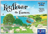 Keyflower: The Farmers - Game Expansion