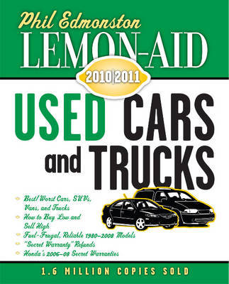 Lemon-Aid Used Cars and Trucks by Phil Edmonston