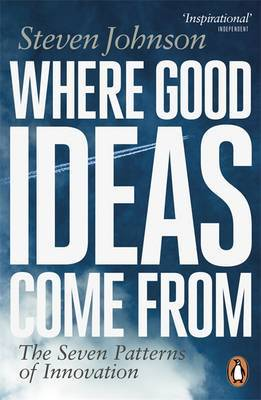 Where Good Ideas Come From   Steven Johnson Book   In-Stock ... on