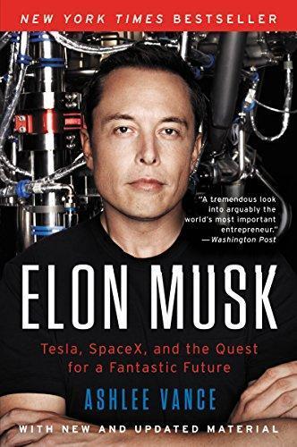 Elon Musk by Ashlee Vance image
