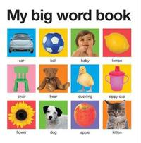 My Big Word Book by Roger Priddy
