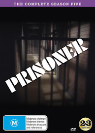 Prisoner - The Complete Season Five on DVD
