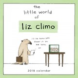 The Little World of Liz Climo 2018 Wall Calendar by Liz Climo