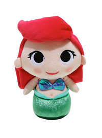 "Disney: 8"" Super Cute Plush - Ariel"
