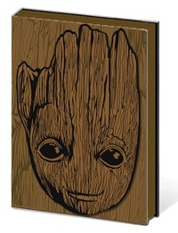 Guardians of the Galaxy: A5 Premium Notebook - Groot
