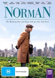 Norman: The Moderate Rise And Tragic Fall Of A New York Fixer on DVD image
