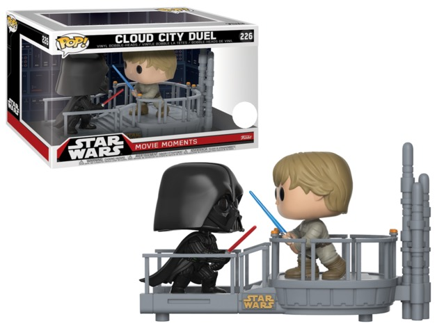 Star Wars: Cloud City Duel - Pop! Vinyl 2-Pack