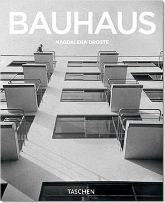 Bauhaus Basic Architecture by Magdalena Droste