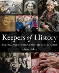 Keepers of History by Renee Hollis image