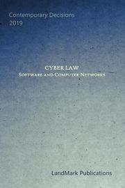 Cyberlaw by Landmark Publications
