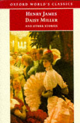 Daisy Miller and Other Stories by Henry James image