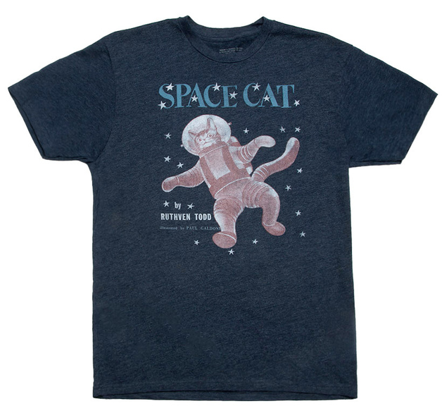 Space Cat - Unisex Large
