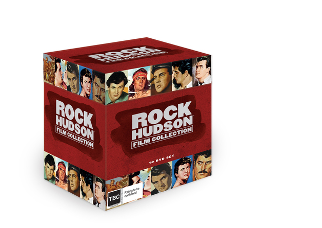 Rock Hudson Collection on DVD