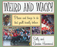 Weird and Wacky Places by Sally Hammond image