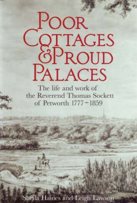 Poor Cottages and Proud Palaces by Sheila Haines image