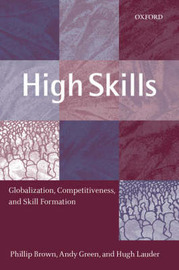 High Skills by Philip Brown
