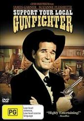 Support Your Local Gunfighter on DVD