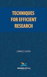 Techniques for Efficient Research
