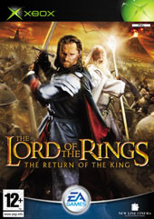 The Lord of the Rings: The Return of the King for Xbox