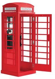 Artesania Latina London Telephone Box 1:10 Wooden Model Kit