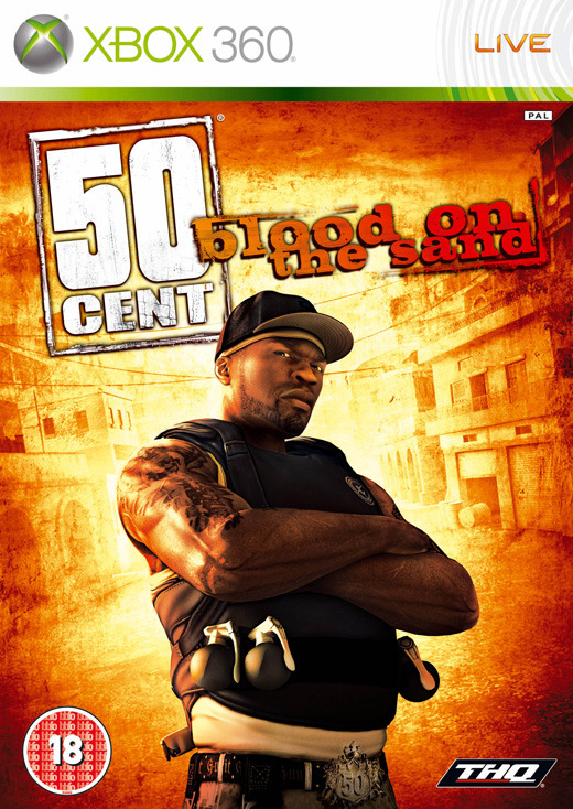 50 Cent: Blood on the Sand for X360