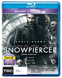 Snowpiercer (Blu-ray/Ultraviolet) on Blu-ray