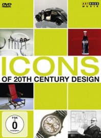 Icons of the 20th Century Design on DVD