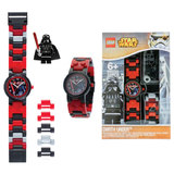 LEGO Darth Vader Watch with Minifigure