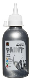 EC Colours - 250ml Rainbow Acrylic Paint - Silver