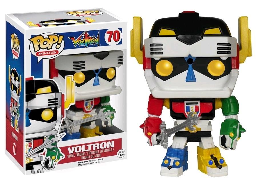 Voltron - Voltron Pop! Vinyl Figure image