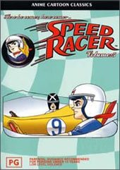 Speed Racer - Vol 5 on DVD