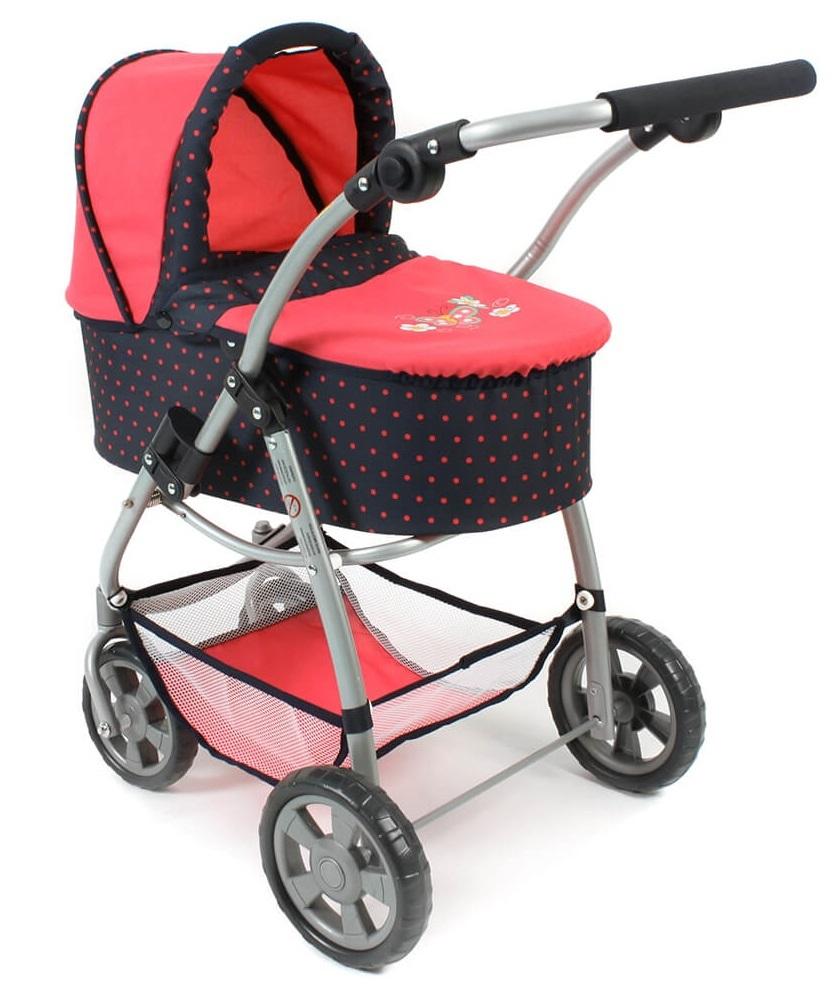 Chic Bayer: 2 in 1 Doll Pram & Stroller Combo image