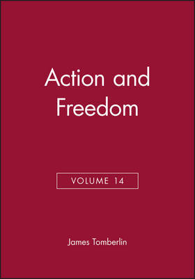 Action and Freedom, Volume 14 image
