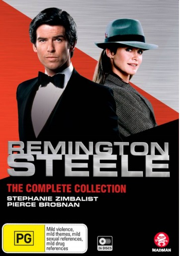 Remington Steele: The Complete Collection on DVD image