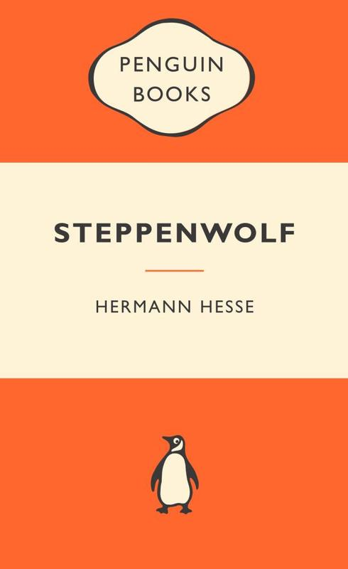 Steppenwolf (Popular Penguins) by Hermann Hesse