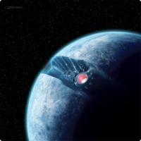 Star Wars: Starkiller Base - Tabletop Game Mat