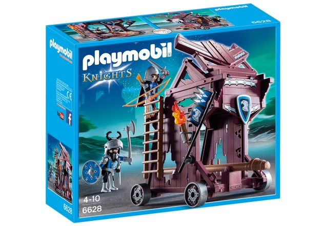 Playmobil: Knights - Eagle Knights` Attack Tower