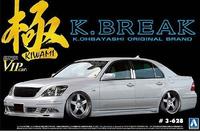 Aoshima: 1/24 K-break 30 Cercior (Toyota) - Model Kit