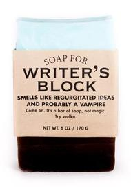 Whiskey River Co: Soap - For Writer's Block