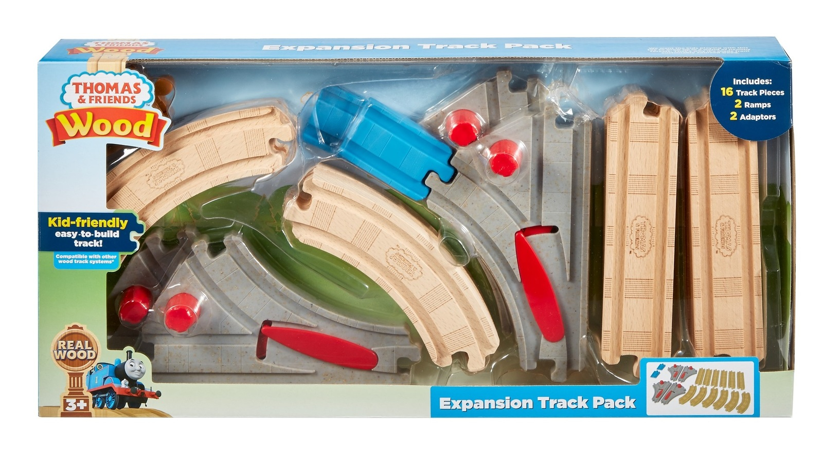 Thomas Friends Wooden Railway Expansion Pack