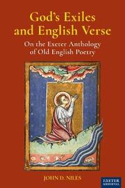 God's Exiles and English Verse by John D Niles