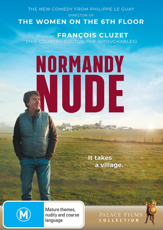 Normandy Nude on DVD